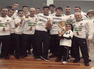 Kickboxing do Vitória conquista campeonato regional (K.O & Light-Contact)