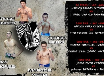 Kickboxing Warriors IV