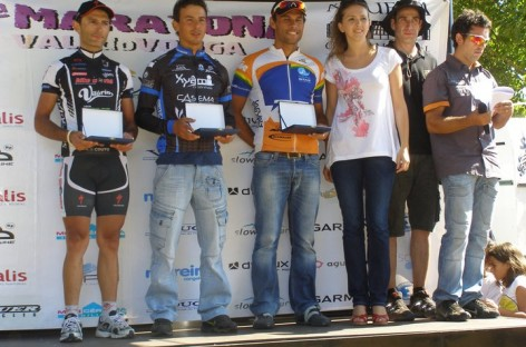José Rodrigues 2º Classificado na Maratona do Vale do Vouga