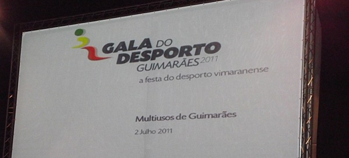 Gala do Desporto Guimarães 2011 (FOTOS)