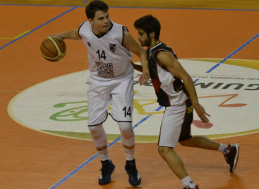 Basquetebol vence Galitos (89-66)